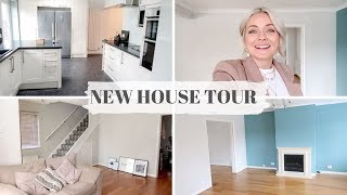 WE BOUGHT A HOUSE! EMPTY HOME TOUR / LAURA BYRNES
