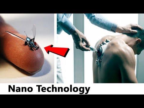 इस तकनीक से अमर हो जाएंगे इंसान   Nano Technology   Future of Nano technology   Nano Science