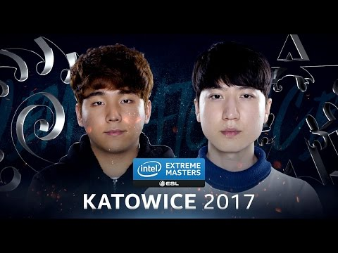 StarCraft II - Dark vs. INnoVation [ZvT] - Group D - IEM Katowice 2017