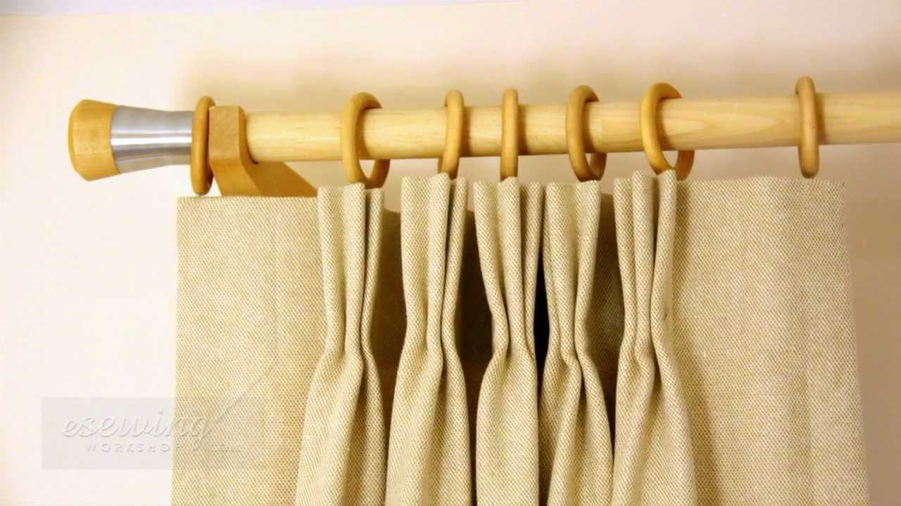watch pinch youtube introduction pleat sewing free sample curtain curtains