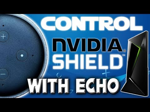 How To PROPERLY Control Nvidia Shield & PS4 with Alexa: FLIRC