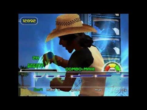 Karaoke Revolution Party PlayStation 2 Gameplay -