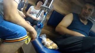 Буйный в поезде - продолжение