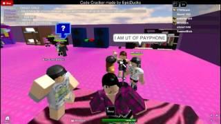 swagger tagger talk ROBLOX starring: MRSMARS 770FLOWER
