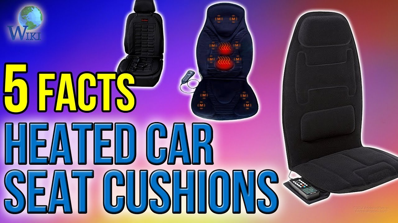Heated Car Seat Cushions 5 Fast Facts