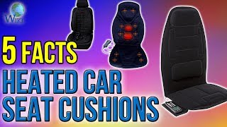 Heated Car Seat Cushions: 5 Fast Facts
