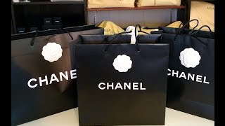 My Chanel Birthday Haul 2015