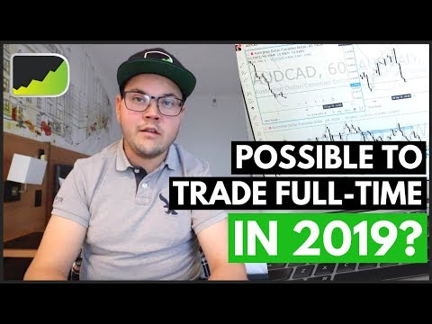 The State of Trading Forex Full-Time in 2019