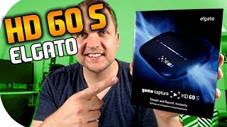 Elgato Game Capture HD60 S - Latenzfrei aufnehmen und streamen