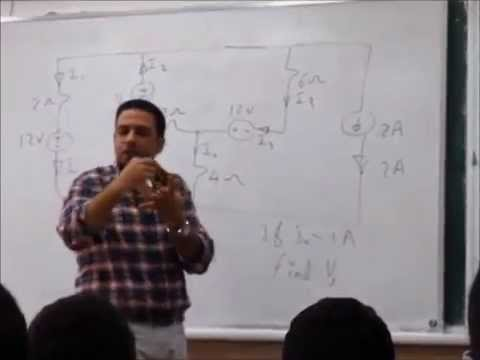 Credit Hours System - Dr. Nabil Hamed (Circuits)
