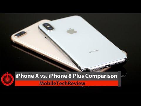 Download Youtube: iPhone X vs. iPhone 8 Plus Comparison Smackdown