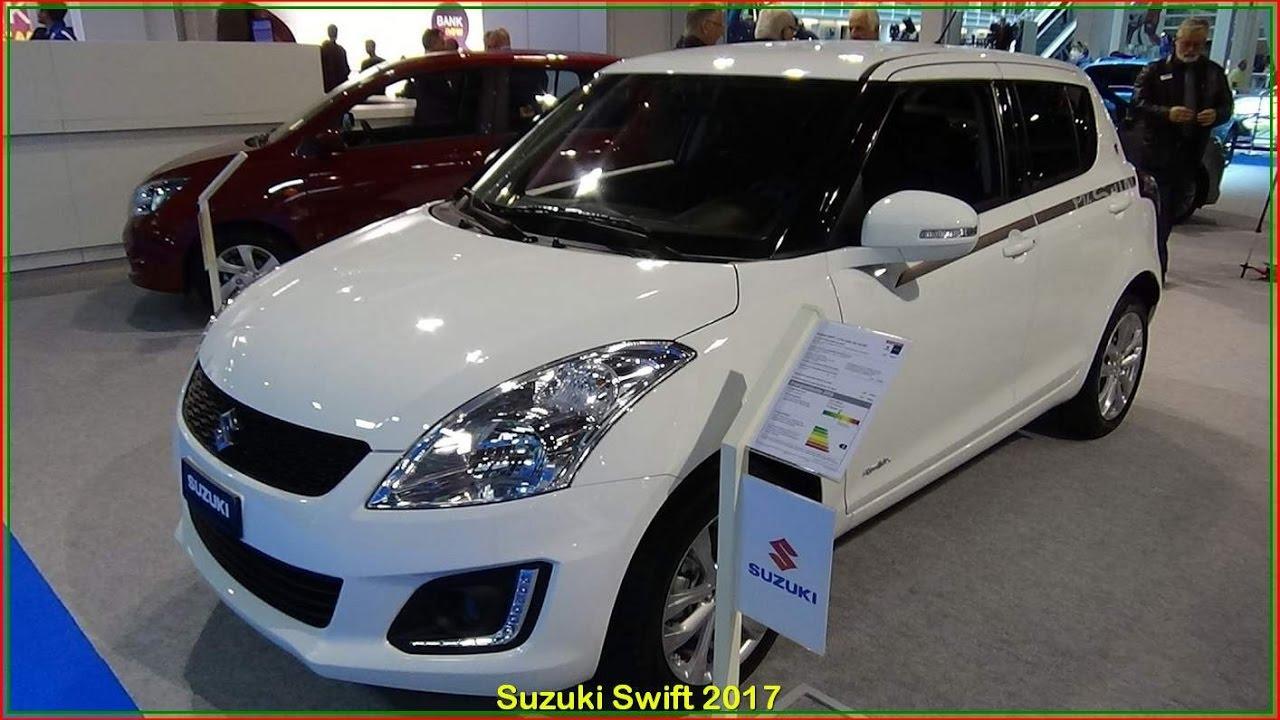 Suzuki swift 2017 interior