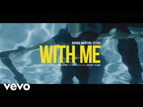 Bruno Martini, Zeeba - With Me