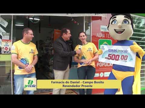 Farmacia do Daniel Revendedor Proeste 24.11.2019 - Campo Bonito