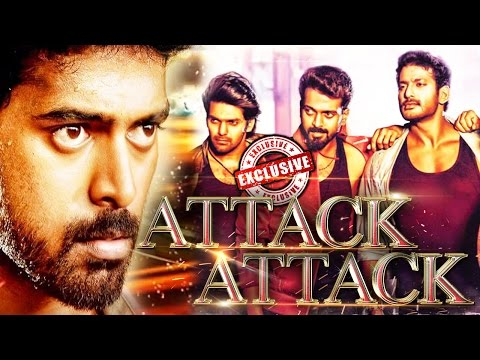 Attack Attack (2016) Full Hindi Dubbed...