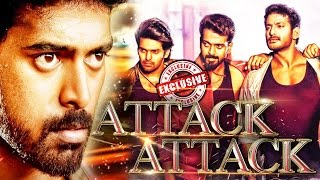 Attack Attack (2016) Full Hindi Dubbed Movie | Vishal, Vikranth, Abhinaya | South Hindi Dubbed Movie