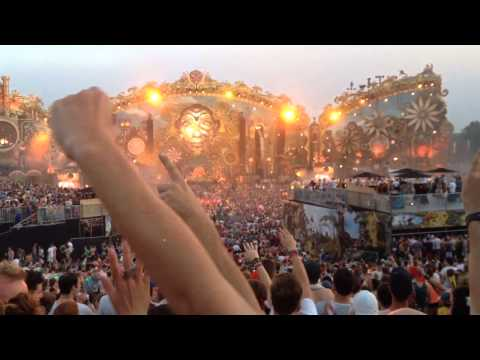 Martin Solveig - Hey Now @ Tomorrowland 2014