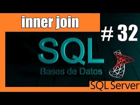 Tutoriales SQL Server #32 - Inner Join