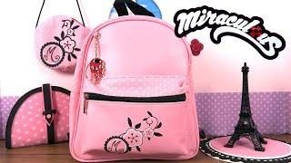 Jouets de Miraculous Ladybug | Sac de Marinette, Accessoires