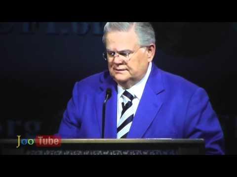 "Pastor John Hagee CUFI '11 speech: ""Save Israel & America from Obama"""