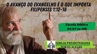 ESCOLA BÍBLICA 05.07