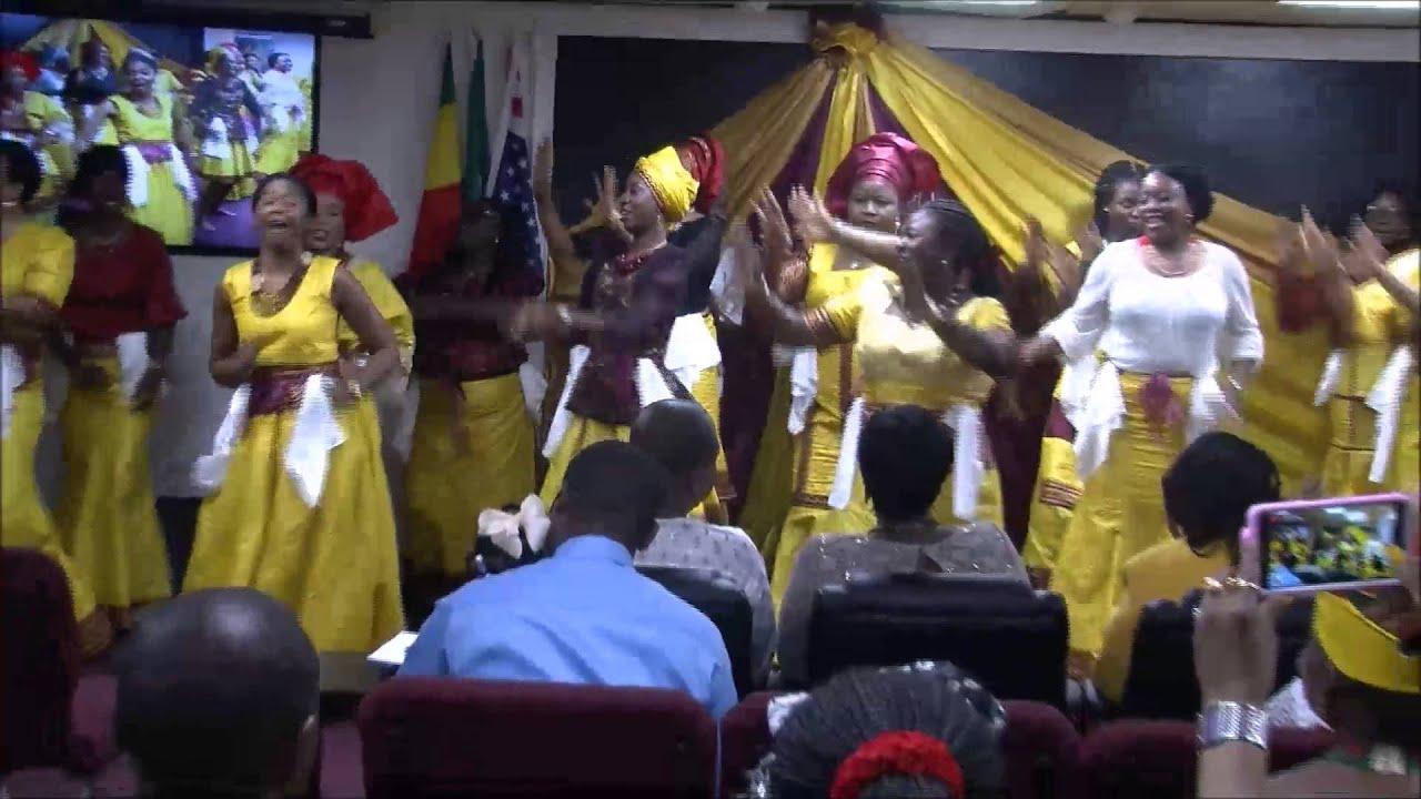 Download Women of Excellence dancing to Hallelujah by Lara George