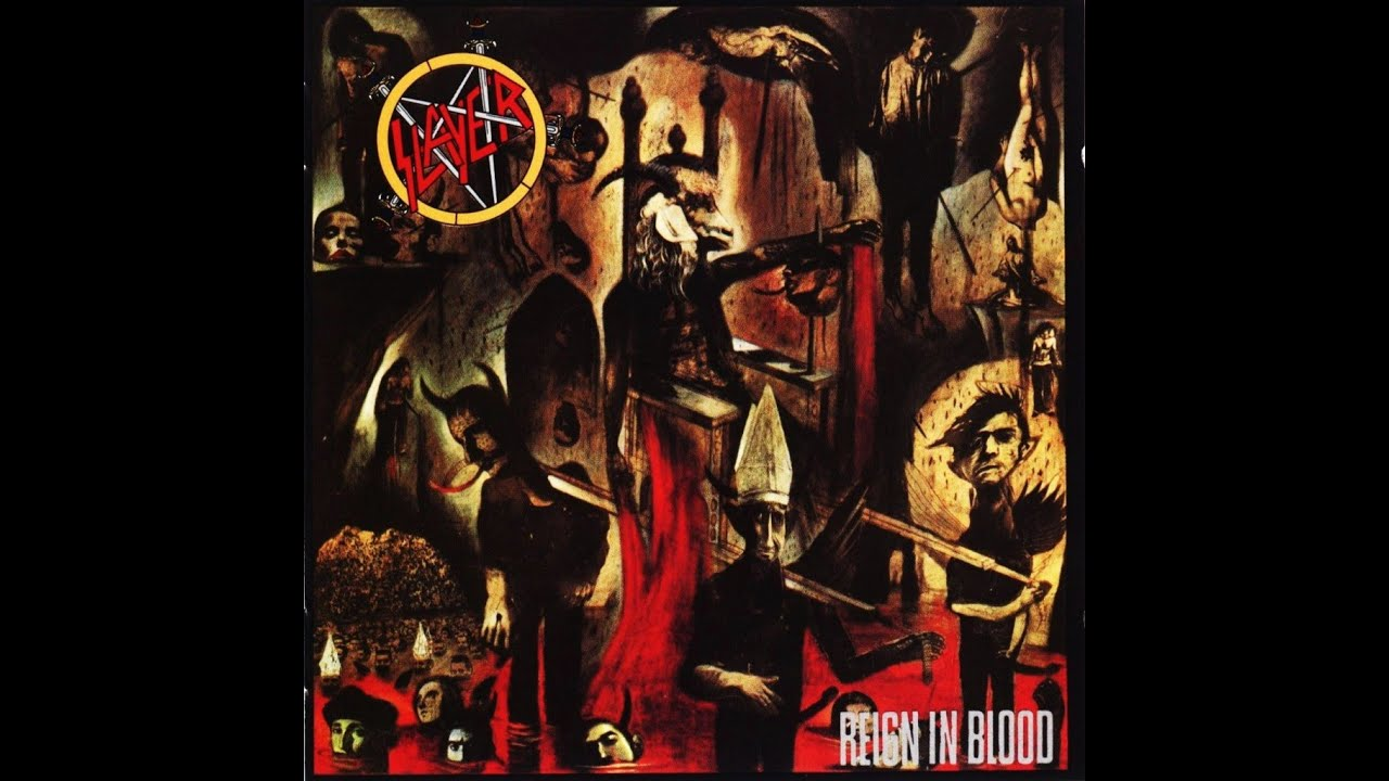 slayer reign in blood full album vinyl sound youtube. Black Bedroom Furniture Sets. Home Design Ideas