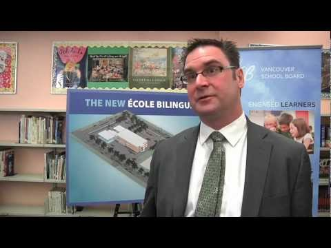 New L'École Bilingue part of seismic upgrade program