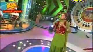 TERE BHULEKHE VE BY SWEET SINGER OF PATIALA GHARANA  SALMA BANO  ptc voice of punjab 2010 flv
