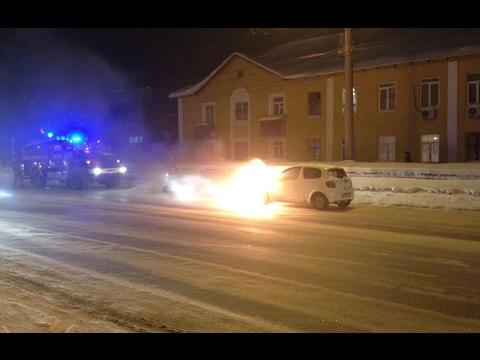 В Уфе за сутки сгорело пять автомобилей