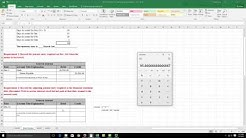 ST Notes Payable   calculate maturity date and accrue interest