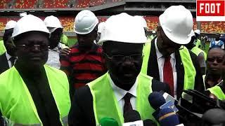 Pr Mouele Kombi narcisse Ministre des sports et de l éducation physique  par Vincent Kamto