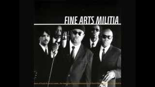 Fine Arts Militia - Twisted sense of god