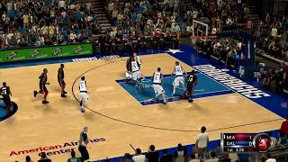 NBA 2K12 HD 1080p GamePlay recorded with AVerMedia Game Broadcaster HD