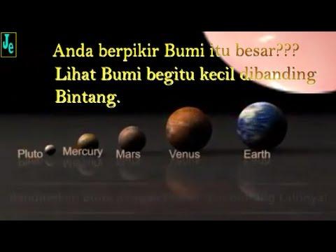 Kekuasaan Allah|Anda berpikir bumi besar ???Bumi begitu kecil dari...
