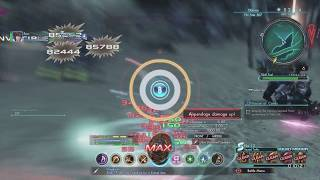 Xenoblade Chronicles X - Dadaan, the Strongest Prone & The Dadaan Squad On Foot Solo (Photon Saber)