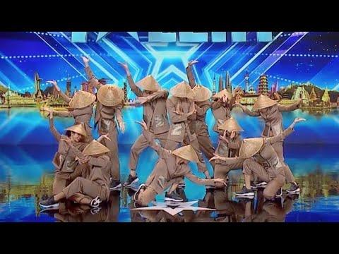 Download QUANG ĐĂNG x LIFEDANCE - Vũ Nông Dân (Live at Asia's Got Talent)
