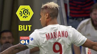 But Mariano DIAZ (61') / Olympique Lyonnais - RC Strasbourg Alsace (4-0) / 2017-18