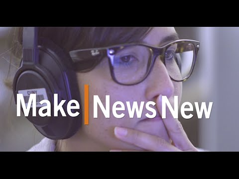 The CUNY Graduate School of Journalism, Making News New