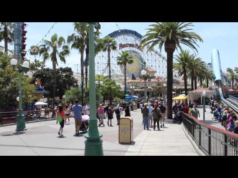 Disney's California Adventure in 8 minutes