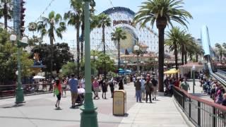 Disney's California Adventure in 8 minutes
