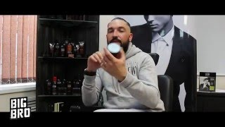 BigBro: Видеоурок по мужской косметике American Crew (тизер)