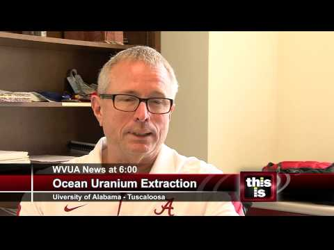 Ocean Uranium Extraction