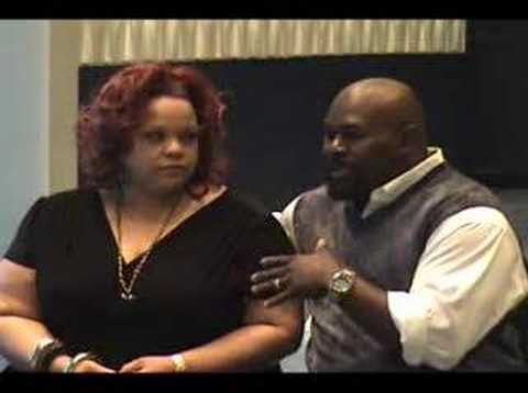 DAVID AND TAMELA MANN from MEET THE BROWNS