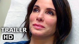 BIRD BOX Official Trailer (2018) Sandra Bullock, Sarah Paulson Movie, Netflix HD