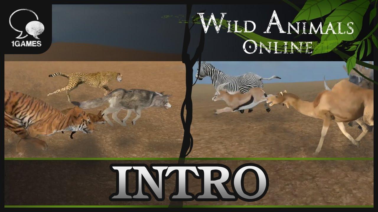 Animals Combat Game