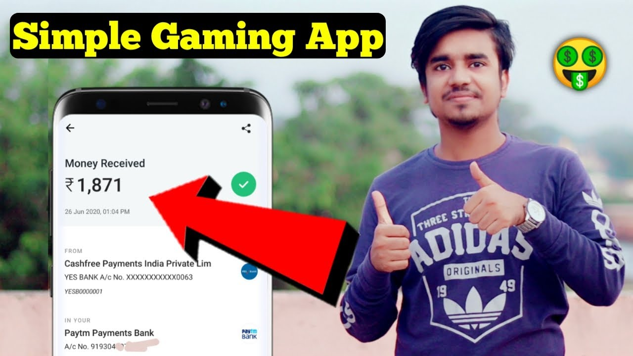 New Simple Gaming Earning App || Earn Free Paytm Cash Without Investment || Google Tricks