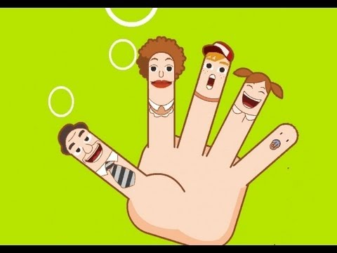 Thumbnail: The Finger Family (Daddy Finger) - Original Version | Family Sing Along - Muffin Songs