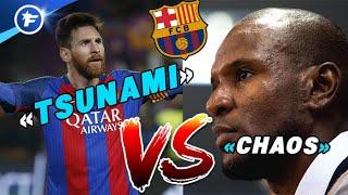 Le clash Messi-Abidal choque la presse espagnole | Revue de presse