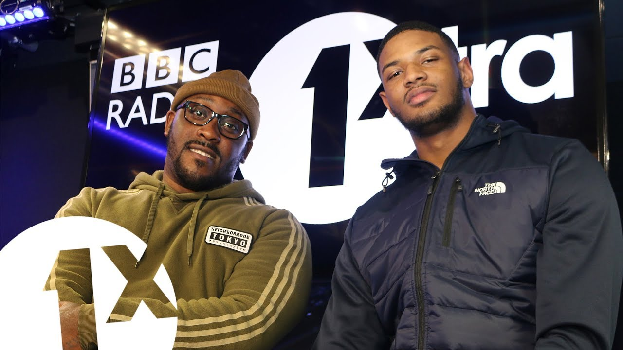 Fox - Kenny Allstar Freestyle for 1Xtra